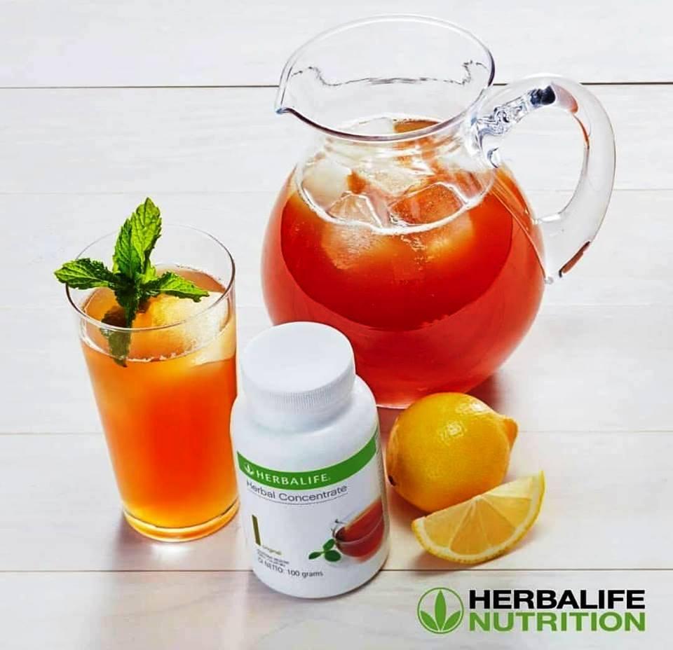 Thermojetics Herbalife - výborný čaj